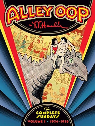 Alley Oop: The Complete Sundays  Volume 1 (1934-1936) por V.T. Hamlin