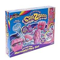 Its Amazing Cra Z Sand Mermaid Play Set