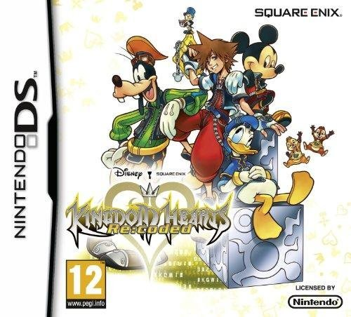 Kingdom Hearts : recoded [Importación francesa]