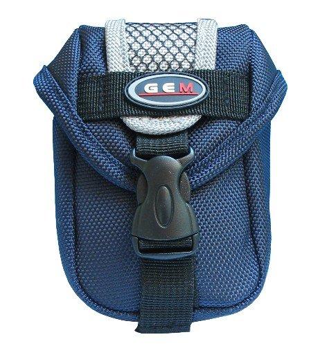 Gem gem1004os703070409010Beltpack Case Black, Blue, Grey-Camera Cases (Beltpack Case, Olympus, Stylus 7030, 7040, 9010, Black, Blue, Grey) -
