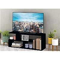 Heera Moti Corporation Sample TV Stand Entertainment Center Unit for Decorative Furniture Standard, Upto 43 Inch (Finish…