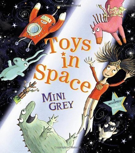 Toys in Space by Grey, Mini ( 2013 )