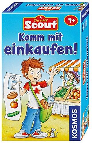 einkaufen spiel KOSMOS 711344 - Scout - Komm mit einkaufen!