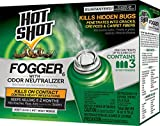 6-Pack : Hot Shot 66180 Indoor Fogger, 3-Count, 6-Pack