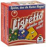 Schmidt Spiele 01301 - Ligretto rot, Kartenspiel