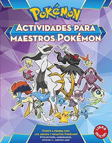 Actividades Para Maestros Pokémon (POKEMON)