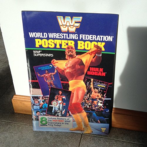 Wwf Superstars (World Wrestling Federation Poster Books) (Usa Wrestling Poster)