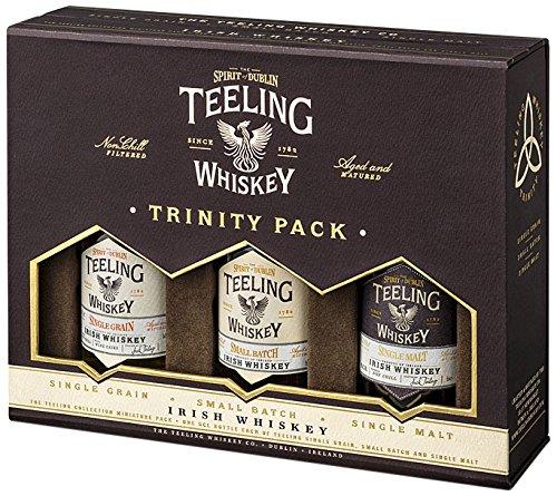 Teeling Trinity Pack Whisky avec...