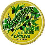 Le Savoureux Thon à L'Huile d'Olive Vierge Extra 80 g