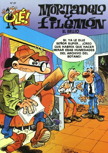 Pdf Ole Mortadelo Y Filemon 27 El Brujo Descargar Cliffordgreg