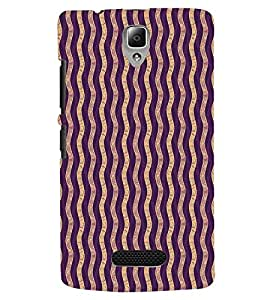 PRINTSWAG PATTERN Designer Back Cover Case for LENOVO A2010