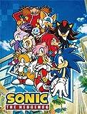 Sonic el erizo: Sonic y sombra Big manta de grupo