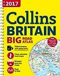 2017 Collins Big Road Atlas Britain (...
