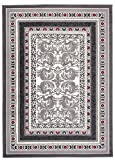 Carpeto Rugs Tapis Salon Gris 300 x 400 cm Classique/Monaco Collection