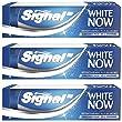 Signal dentifrice White Now 75 ml - Lot de 3