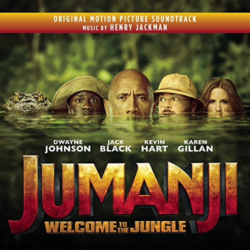 Jumanji: Welcome to the Jungle (Original Motion Picture Soundtrack) - 3d-filme Kostenlose