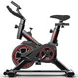 Zzxxo Bike Magnetica. Volano 22 kg. Freno a Frizione. Micro Regolazione di sellino e Manubrio,Fstruttore di Fitness, Attrezzo Sportivo, Allenamento Corpo, Cardio Trainer