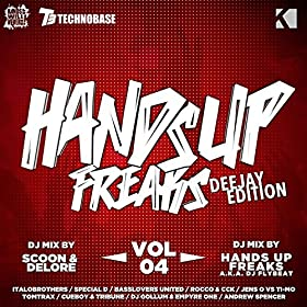 Various Artists-Hands Up Freaks, Vol. 4 (Deejay Edition)