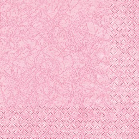 20 Servietten Uni rose / Modern colours / einfarbig / zeitlos / Kommunion / Taufe / Geburtstag / Hochzeit 33x33cm