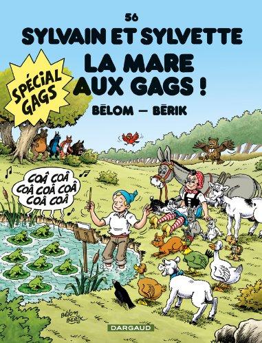 Sylvain et Sylvette - tome 56 - La Mare aux gags (56)