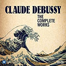 Claude Debussy - The Complete Works (33 CDs)