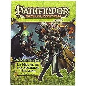 Devir- Pathfinder-El Regente de Jade 2: La Noche de Las Sombras Heladas Juego de rol, Multicolor, Miscelanea (PFREJA2)