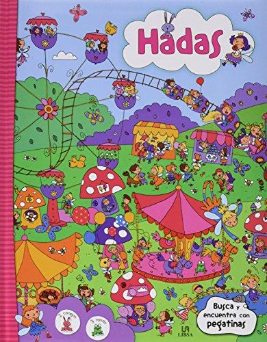 Hadas (Busca y Encuentra con Pegatinas)