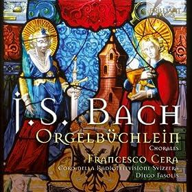 Advent Chorales: Nun komm, der Heiden Heiland, BWV 599