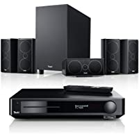 Teufel Consono 35 Impaq 5.1-Set Schwarz Heimkino Lautsprecher 5.1 Soundanlage Kino Raumklang Surround Subwoofer Movie High-End HiFi Speaker