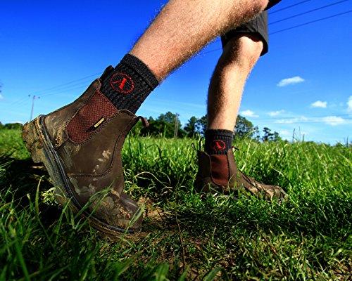 Amblers Safety FS128 Stivali di sicurezza, da uomo, colore: marrone, con punta in acciaio da lavoro Marrone (marrone)