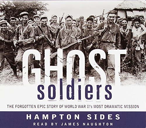Ghost House Flag (Ghost Soldiers: The Forgotten Epic Story of World War II's Most Dramatic Mission)