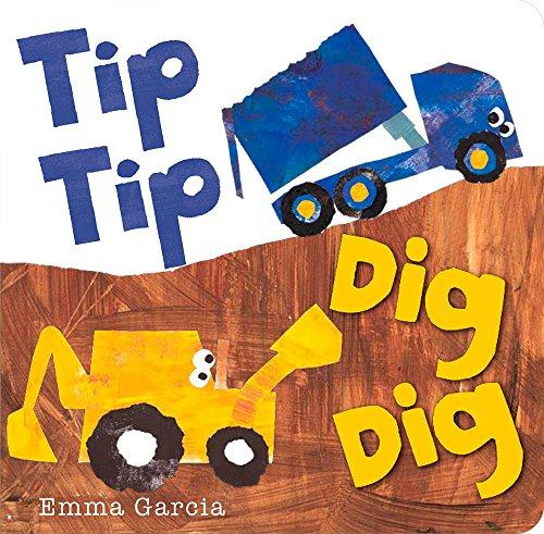 Tip Tip Dig Dig All about Sounds
