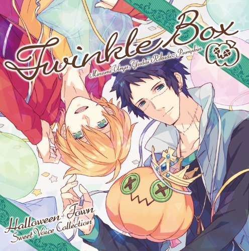 + Town Sweet Voice Collection Twinkle Box [Japan CD] FCCO-34 by Drama CD ()
