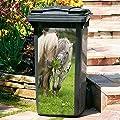 Pötschke Ambiente Mülltonnen-Aufkleber Pferd von Pötschke Ambiente bei Du und dein Garten