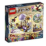 LEGO - 41184 - Elves - Jeu de Construction - Le Dirigeable d'Aira et la Poursuite de l'Amulette