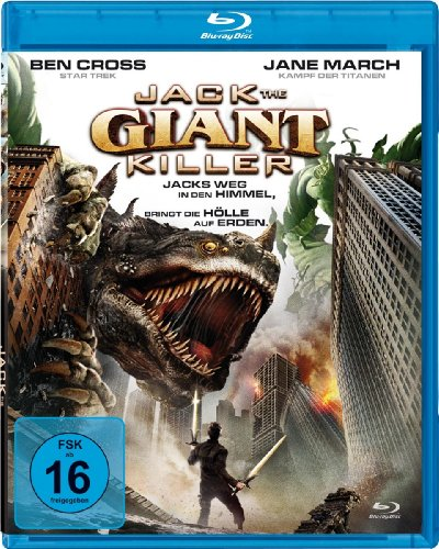 Bild von Jack the Giant Killer [Blu-ray]