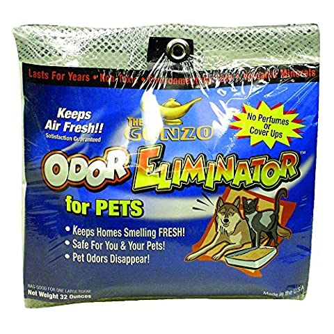 Gonzo Pet Odor Eliminator Crystals Bags, 32 oz. Bags by Gonzo