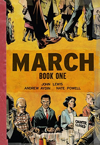 march-book-one-1