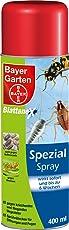 Bayer 05688808 Blattanex Spezial Spray Gegen kriechendes + Fliegendes Ungeziefer mit Sofortwirkung