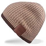 ... Bluetooth senza fili berretto da cuffia con cappuccio caldo morbido con  cuffie Altoparlanti 6577bae62ca1