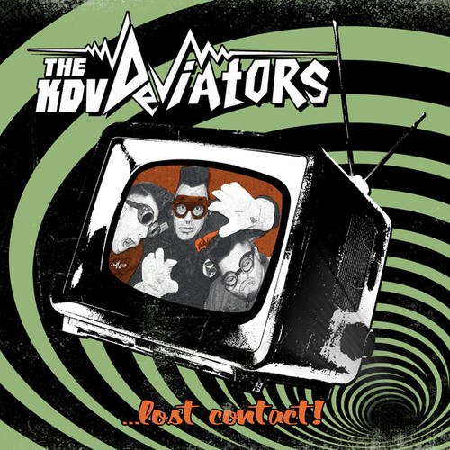 the Kdv Deviators: Lost Contact! (Audio CD)