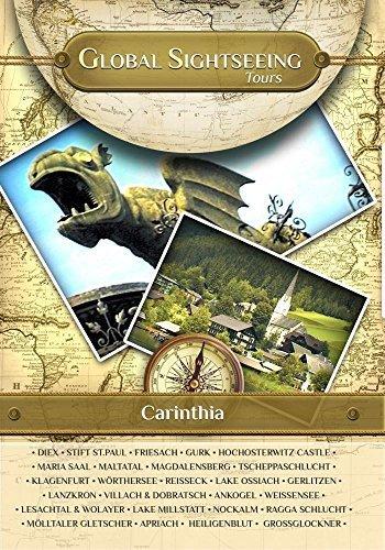 Preisvergleich Produktbild Global Sightseeing Tours Carinthia Austria [NON-US FORMAT,  PAL] by Frank Ullman