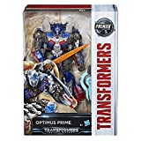 Hasbro Transformers C1334ES1 - Movie 5 Premier Voyager Optimus Prime, Actionfigur