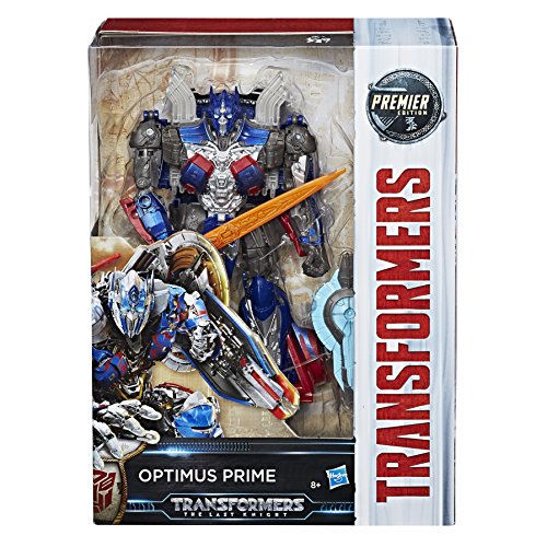 Transformers - premiere edition voyager optimus prime