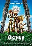 Arthur Y La Guerra De Los Mundos (Import Dvd) (2012) Freddie Highmore; Mia Far...