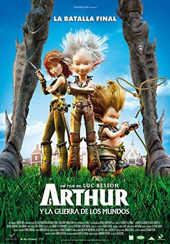 Preisvergleich Produktbild Arthur Y La Guerra De Los Mundos (Import Dvd) (2012) Freddie Highmore; Mia Far