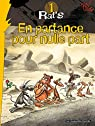 Rat's Vol. 1: En partance pour nulle part par Ptiluc