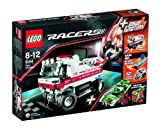 LEGO Racers - 8184 Twin X-treme RC, 239 Teile