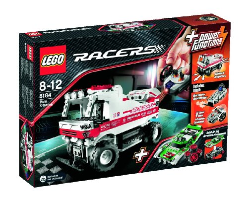 LEGO - Camión de Juguete Racers Group 8184