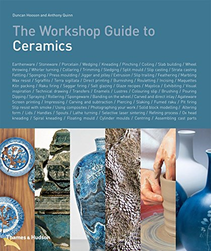 The Workshop Guide to Ceramics by Duncan Hooson (19-Mar-2012) Hardcover